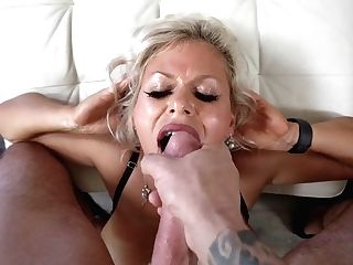 Cougar Leaves The Step Son-in-law To Finish On Her Face