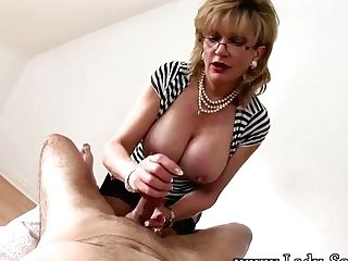 Lady Sonia Deep Throat And Hand Jobs