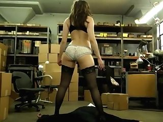 Erika Lethal Spy - Buxomy Honey Punches Out Some Dude