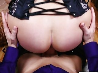 Juggy And Big Bottomed Natasha Nice Gives A Breast Fucking And Gets Her Snatch Fucked