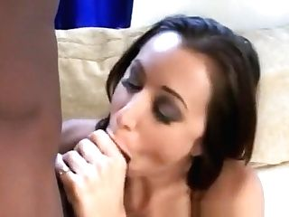 Desperate Dark Haired Housewife Kaylnn Is Yearning For A Ample Black Dick
