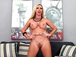Incredible Pornographic Star Nikki Benz In Fabulous Faux Tits, Big Arse Porno Vid