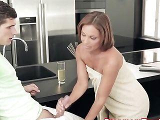 Exotic Pornographic Stars In Horny Mummy, Oral Job Xxx Scene