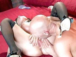 Rebeca Linares Is A Gorgeous Dark Haired Honey With Big