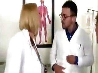 Horny Milky Nurses Sucking Black Pecker And Loves It