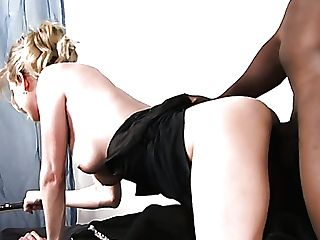 Cheating Hubby Lets His Milky Wifey Lya Pink Work On Strong Fat Big Black Cock