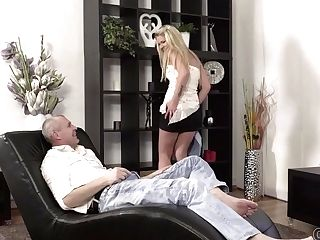 """old4k. Claudia Mac Reaches Orgasm Thanks To Skilled Matures Paramour"""