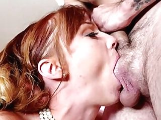 High-class Cougar Dani Jensen Gets Her Cunt Gobbled And Dicked
