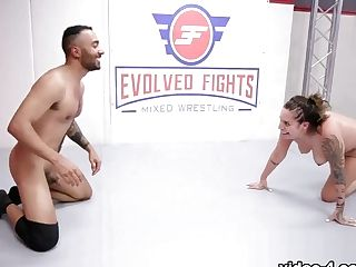 Tori Avano Vs Oliver Davis - Evolvedfights