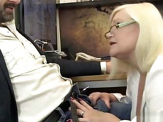 Brit Doc Granny Gets Analized