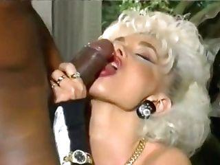 Dolly Buster Retro Black Gonzo Gang-fuck