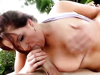 Piercings Jmac Has Some Time To Get Some Pleasure With Dudes Schlong In Her Mouth