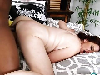 Whinny's Very First Big Black Cock Ever - 50plusmilfs