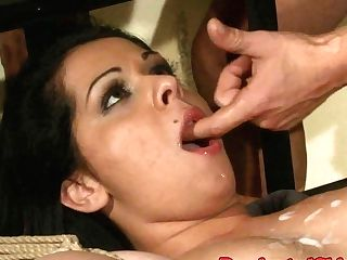 Roundass Matures Subjugated Gets Pussyfucked