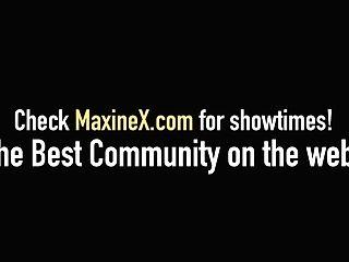 Hot Oriental Cougar Maxine X Fucks A Big Black Lollipop!