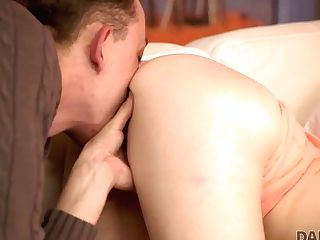 Daddy4k. Cutie Receives Good Torture From Bf And..