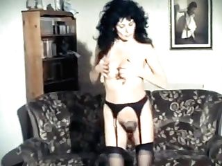 Born To Be Wild - Antique Matures Stockings Unclothe Dance