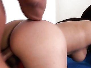 Marvelous Bosomy Sexpot Anissa Kate Uses Vibe For Pleasure Button During Mish Fuck