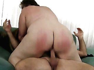 Big Jugged Whorish Bbw Joslyn Underwood Knows How To Deep-throat Dick