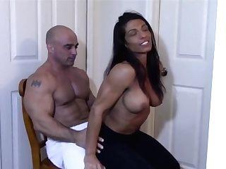 Spandex Dick Grinding Till Orgasm