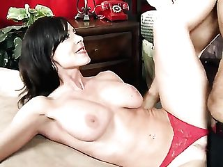 Kendra Eagerness With Big Knockers Getting Face Jammed By Ramon The Way She Loves It