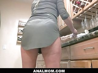 Analmom - Hard-core My Best Friends Mom In The Arse